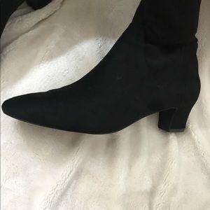 Zara Over the Knee Boots